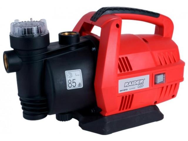RAIDER 070136 - ПОМПА ВОДНА 650W RDP-WP29 /дебит 63 л/мин., воден стълб 38 м/