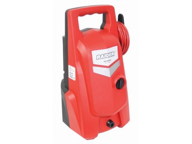 RAIDER 072101 - ВОДОСТРУЙКА 1400W 10MPa 5L/min RD-HPC03