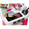 "SMOBY 7600311022 - Детска кухня с аксесоари ""MiniTefal"", Размери: 66х47х100 cm"